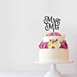 mr-mrs-cake-topper-black-acrylic