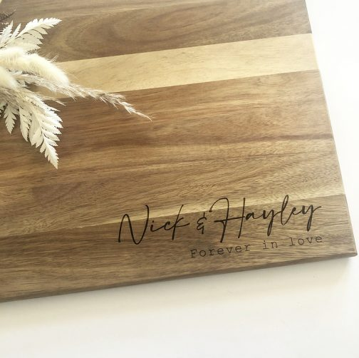 wedding-gift-woodden-board-personalised