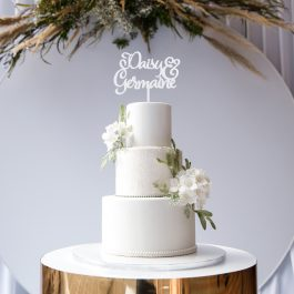 Custom Name + Name Cake Topper