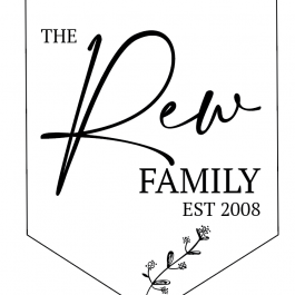 Family Plaque- Personalised
