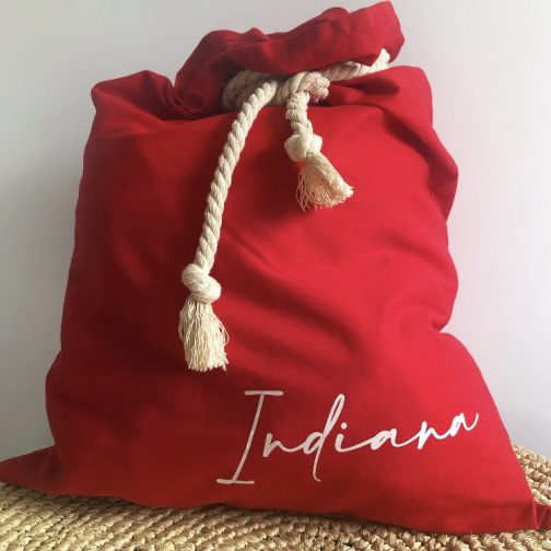 red-santa-sack-personalised