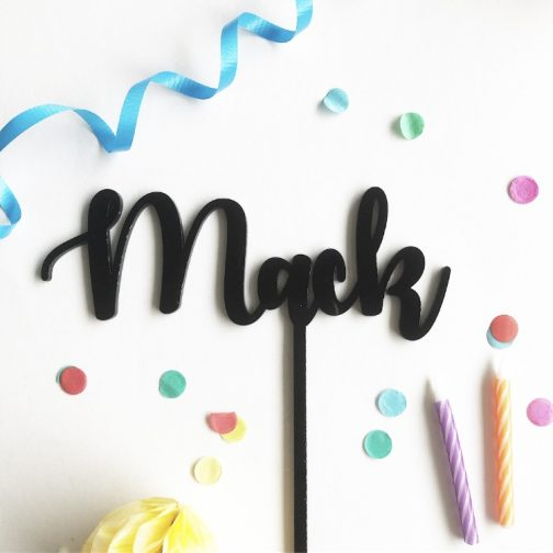 personalised-cake-topper-river-font