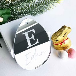 Easter Egg Gift Tag- Personalised